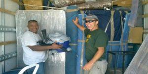 Storage workers